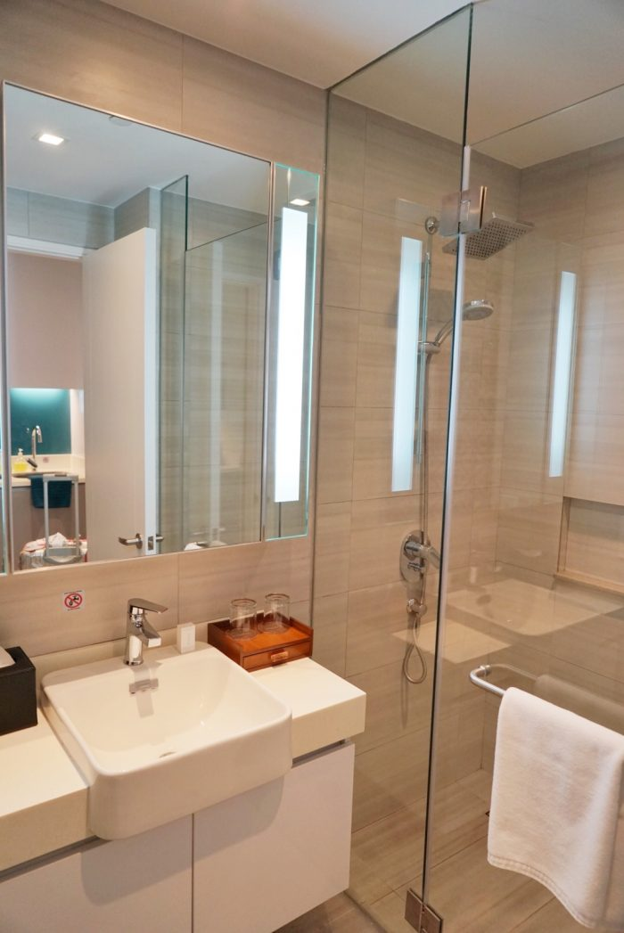 Citadines Cebu Bathroom