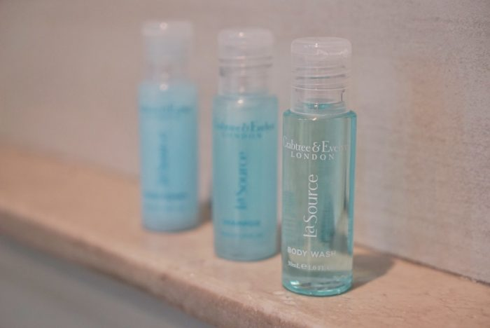 Citadines Hotel Toiletries