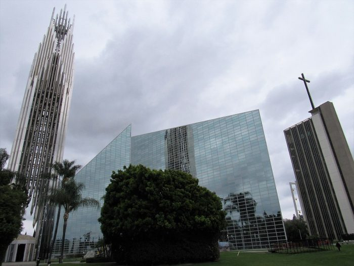 Crystal Cathedral by Farragutful via Wikipedia CC