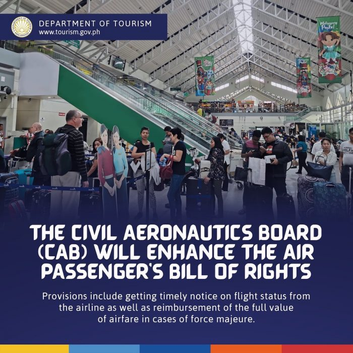 DOT, CAB collaborate to enhance Air Passenger's Bill of Rights