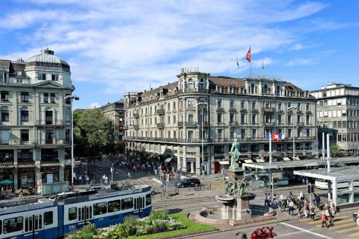 Hotel Schweizerhof Zurich