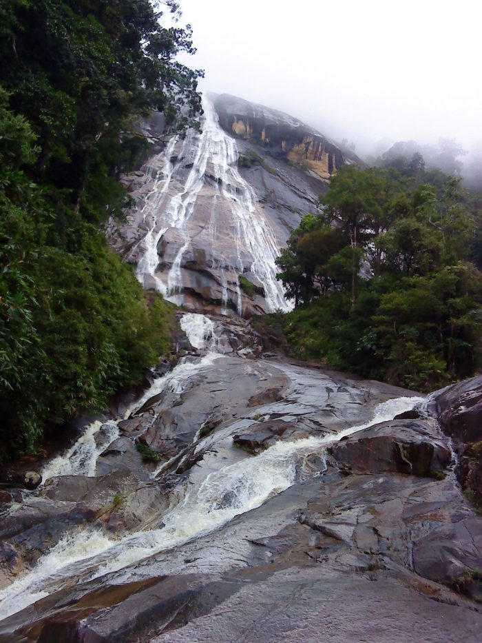 Jelawang Waterfall by Sharifah Maizura via Facebook