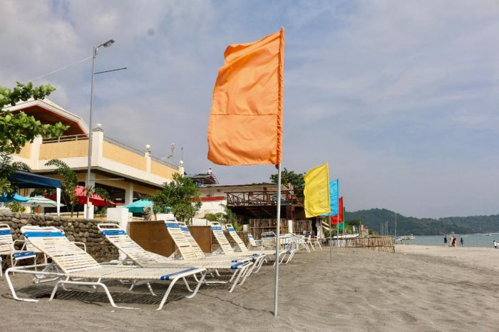Johan's Beach and Dive Resort in Subic