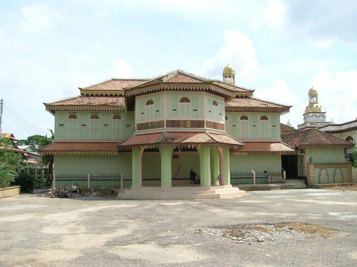 Kelantan Islamic Museum photo by Gula Kapas via Wikipedia CC
