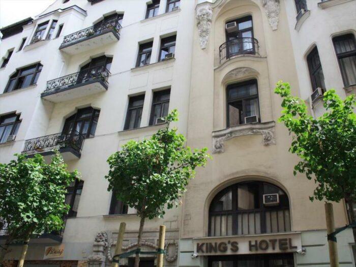 King's Hotel Budapest