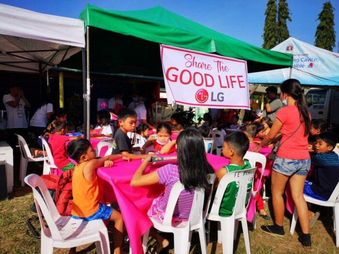 LG Share the Good Life