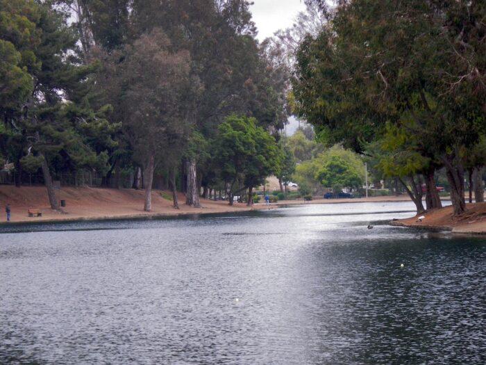 Laguna Lake Park in Fullerton by Cliff Hutson via Flickr CC