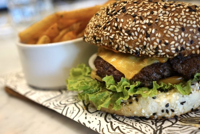 Luncheonette Burger