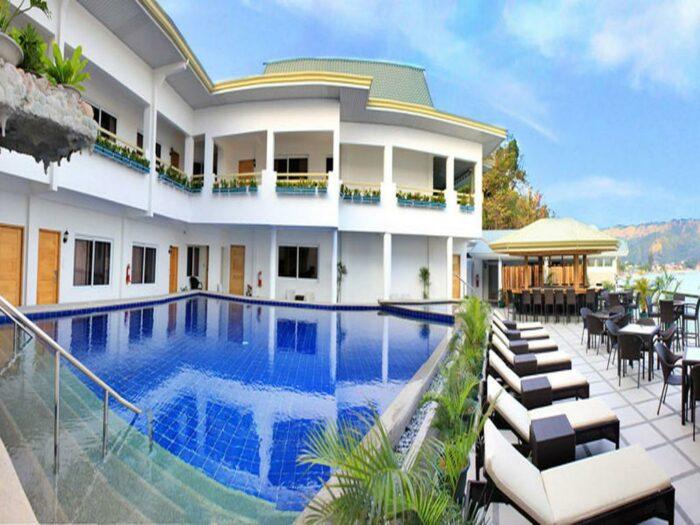 Mangrove Resort Hotel in Subic