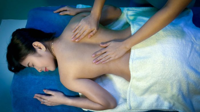 Massages not only eradicate the body's toxins, but also eases out stress from day-to-day routine