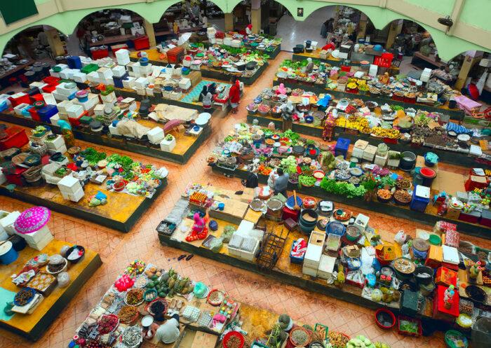 Pasar Siti Khadijah Market