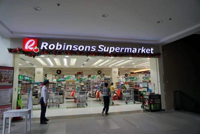Robinsons Supermarket near Citadines Cebu