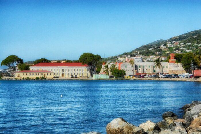 St Thomas in US Virgin Islands