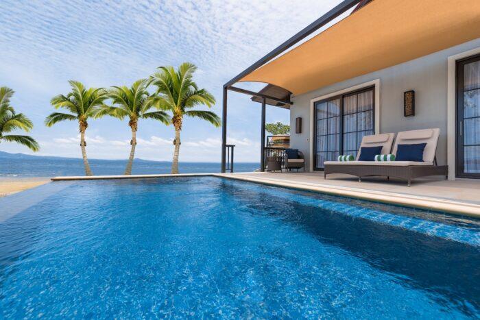 Thani Lubi Plantation Resort Seafront Villa Private Plunge Pool