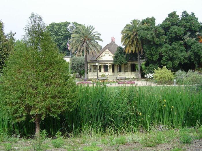 The Fullerton Arboretum by Geographer via Wikipedia CC