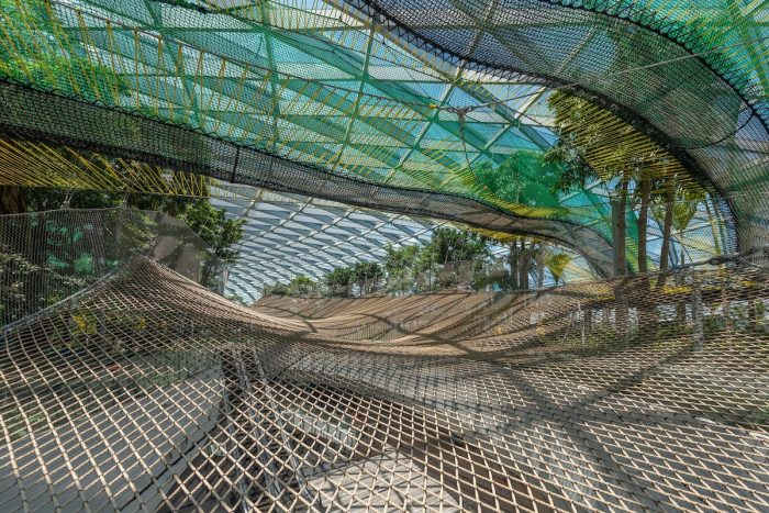 The Manulife Sky Nets