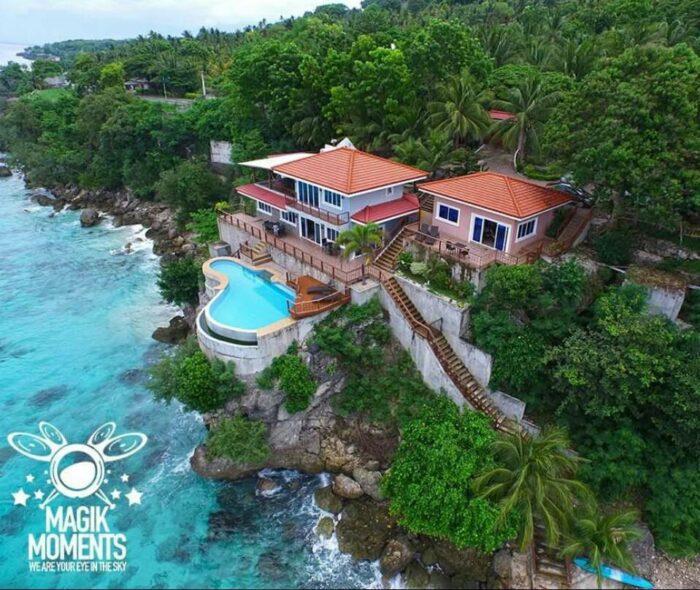 Villa On A Cliff photo via Villaonacliff Cebu FB Page