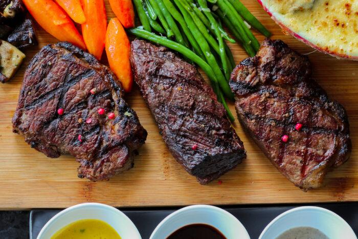 22 Prime's Signature Steak Platter