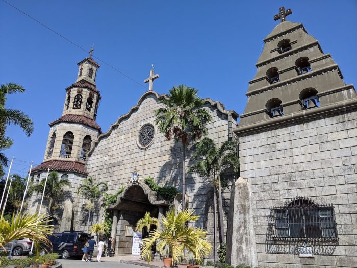 The Basilica Minore of Our Lady of Charity in Agoo