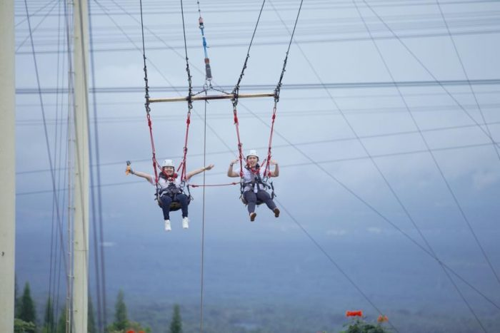 Adventure Activities at Eden Nature Park and Resort Davao