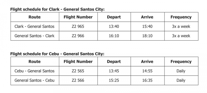 AirAsia Unveils New Network in the Southern Philippines with new flight to General Santos City
