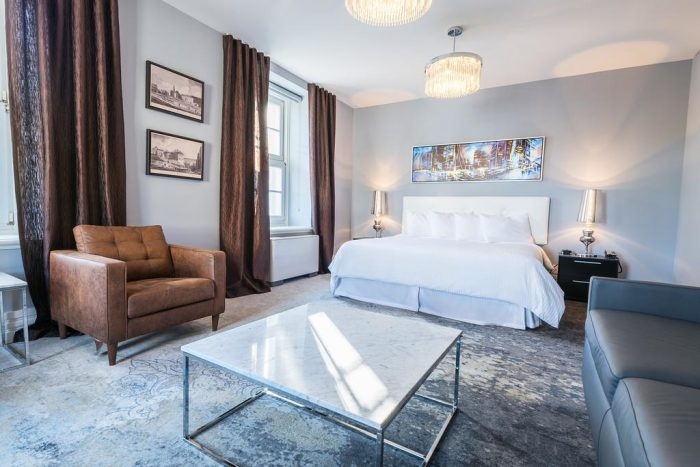 Best Price on Hotel Manoir Morgan in Quebec