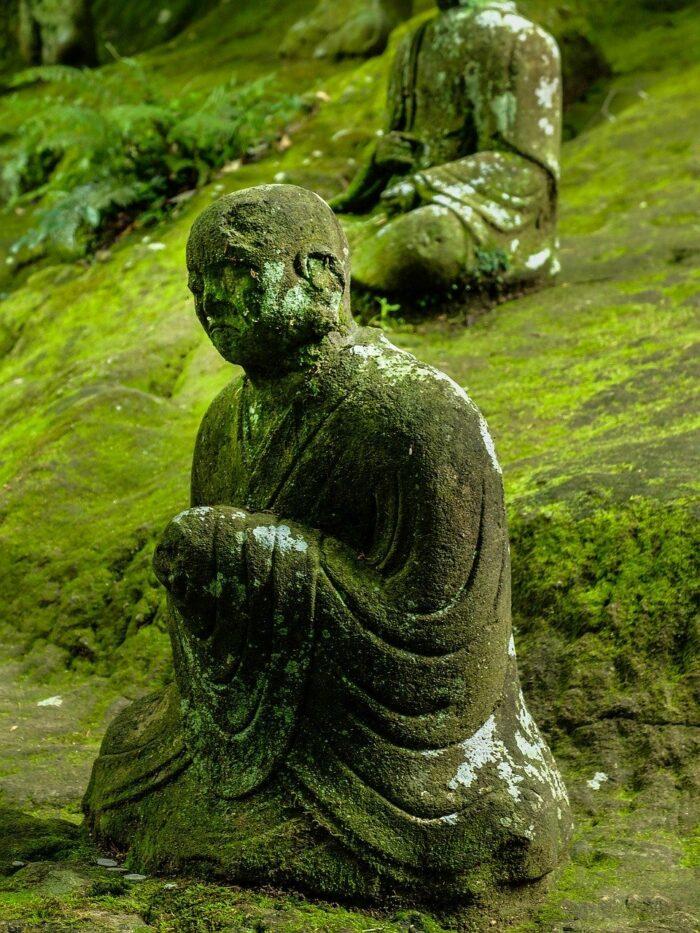 Buddha Statue Mount Kinpo