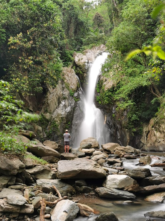Busay Falls in Sibuyan