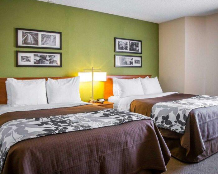 Deals at Sleep Inn Midway Airport Hotel