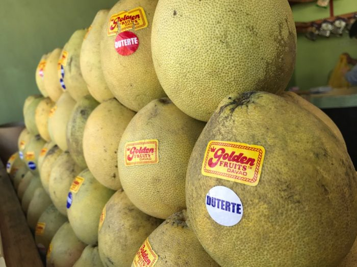 Eat Davao Pomelo - Best Things to do in Davao City