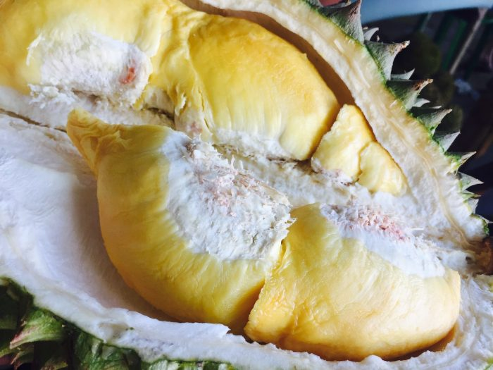 Eat Durian photo by @gliezl via Unsplash