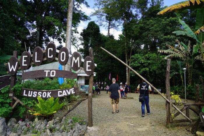 Lussok Cave Visitors Center