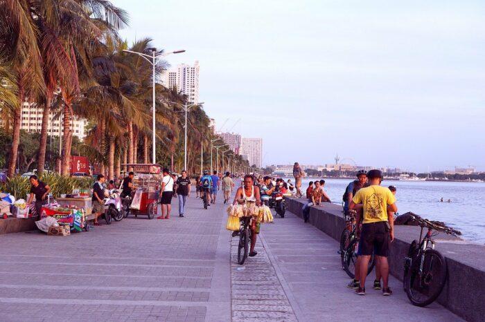 Manila Bay Walk