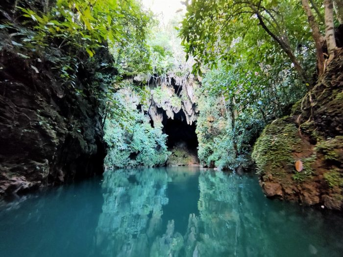 Mouth of the Underground River