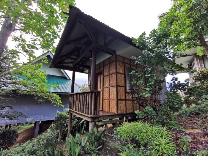 Native Cottage at Sanctuary Garden Resort in Magdiwang Romblon