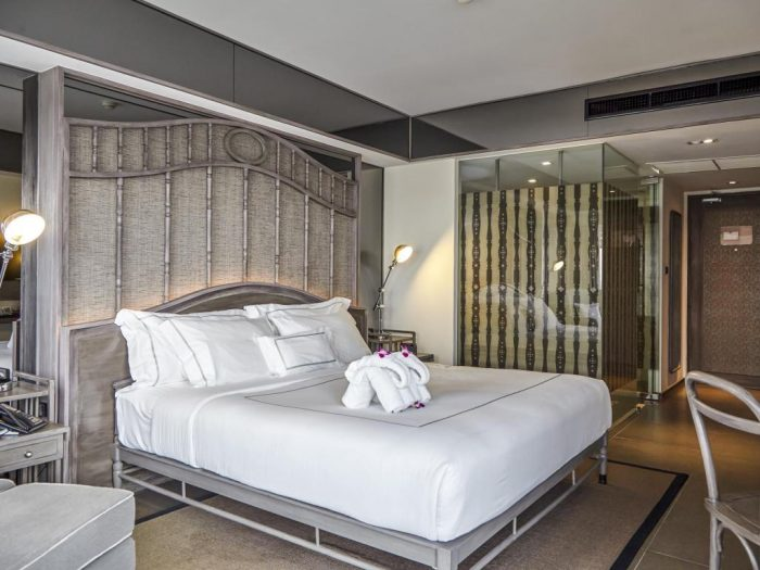 Riva Surya Boutique Hotel in Bangkok