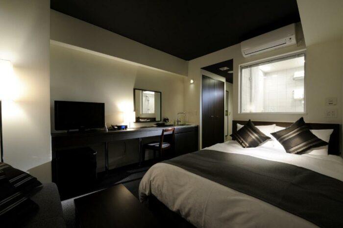 Room at Roppongi Hotel S in Tokyo