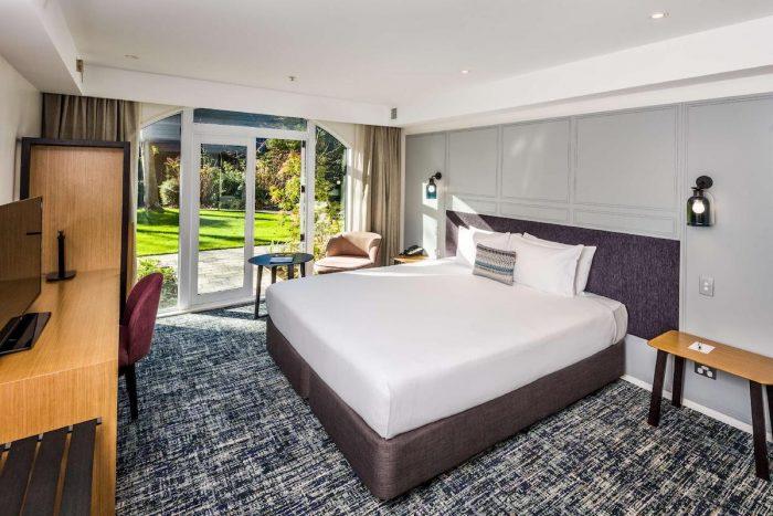 Rooms at Chateau On The Park - Christchurch, A Doubletree By Hilton