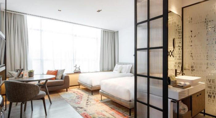 Rooms at Zabeel House by Jumeirah, The Greens