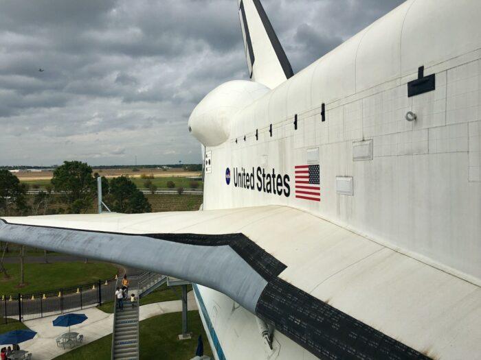 Space Center Houston photo by @efcastanneda via Unsplash