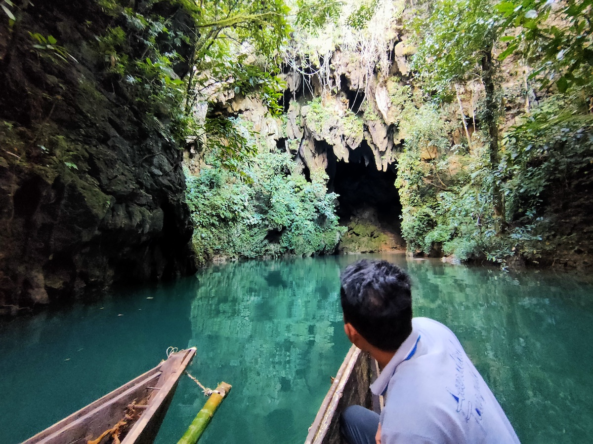 Travel Guide to Lussok Cave in Apayao