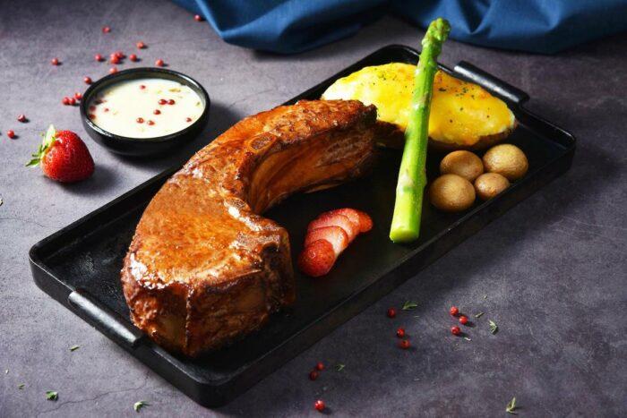 Wang Steak Kaohsiung photo via FB Page