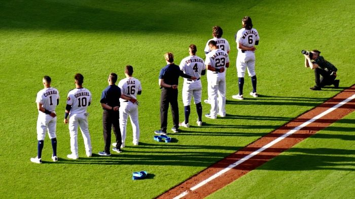 Watch Baseball in Houston