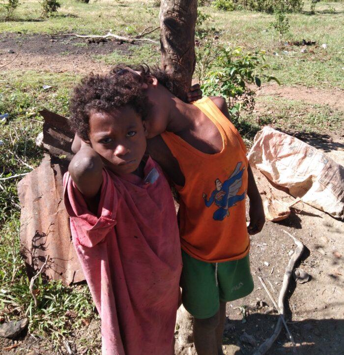 Aeta Kids in Carabao Island Romblon