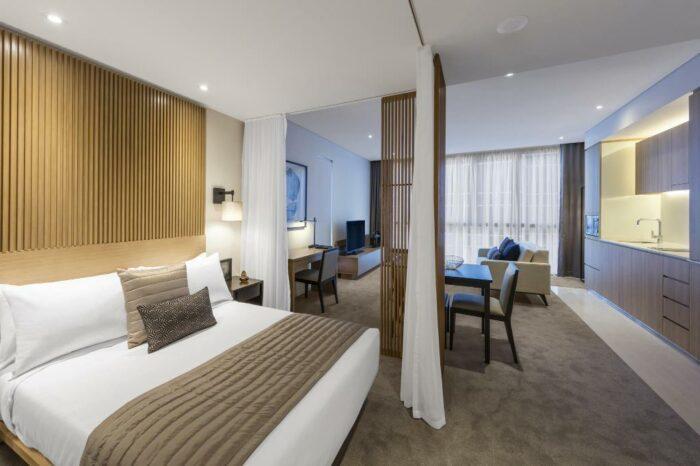 Agoda SKYE Hotel Suites Parramatta in Sydney