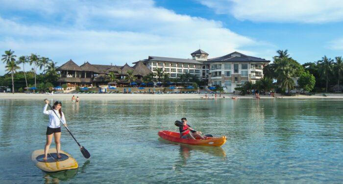Bellevue Resort in Panglao