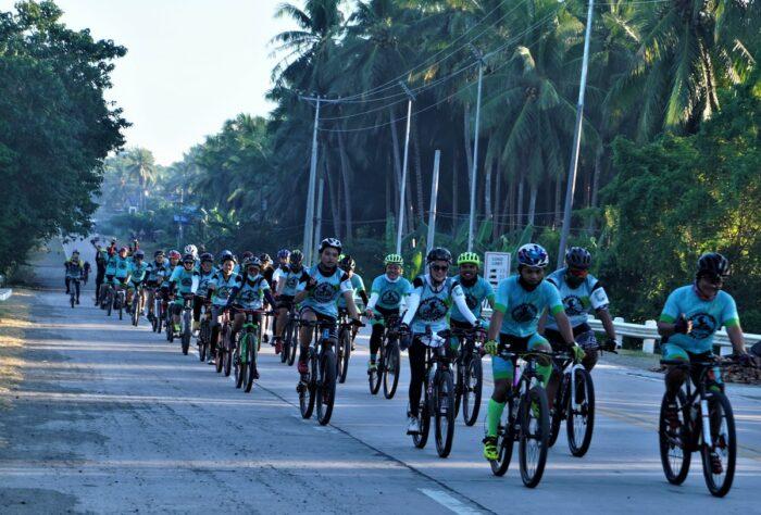 Bike and Plant Activity for Sarangani Bay Protected Seascape
