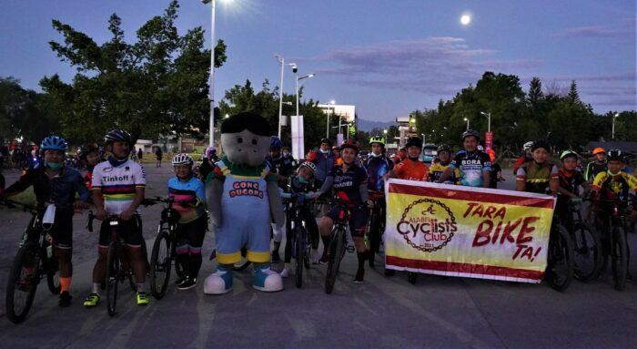Bike and Plant for Sarangani Bay Protected Seascape