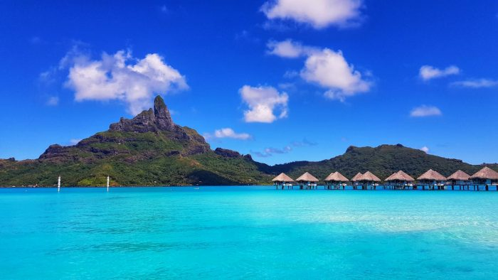 Bora Bora - French Polynesia by @dfromrennes via Unsplash