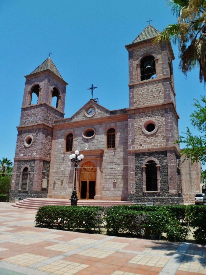 Cathedral de Nuestra Senora de La Paz by Enrique Lopez Tamayo Biosca via Wikipedia CC